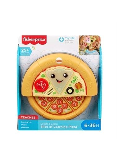 Fisher Price Fisher Price Gxr69 Eğlen Ve Öğren Eğitici Şarkılı Renkli Pizza Renkli